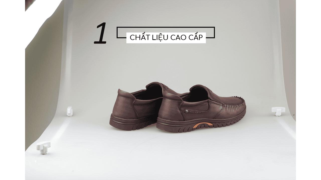 giày lười thương hiệu quốc tế giá tốt GL3188n4