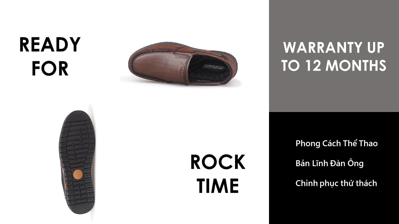 giày lười thương hiệu quốc tế giá tốt GL3188n9