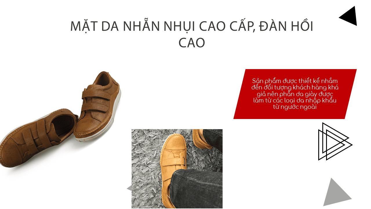 Giày nam lười tiện nghi sang trọng GL82895V11