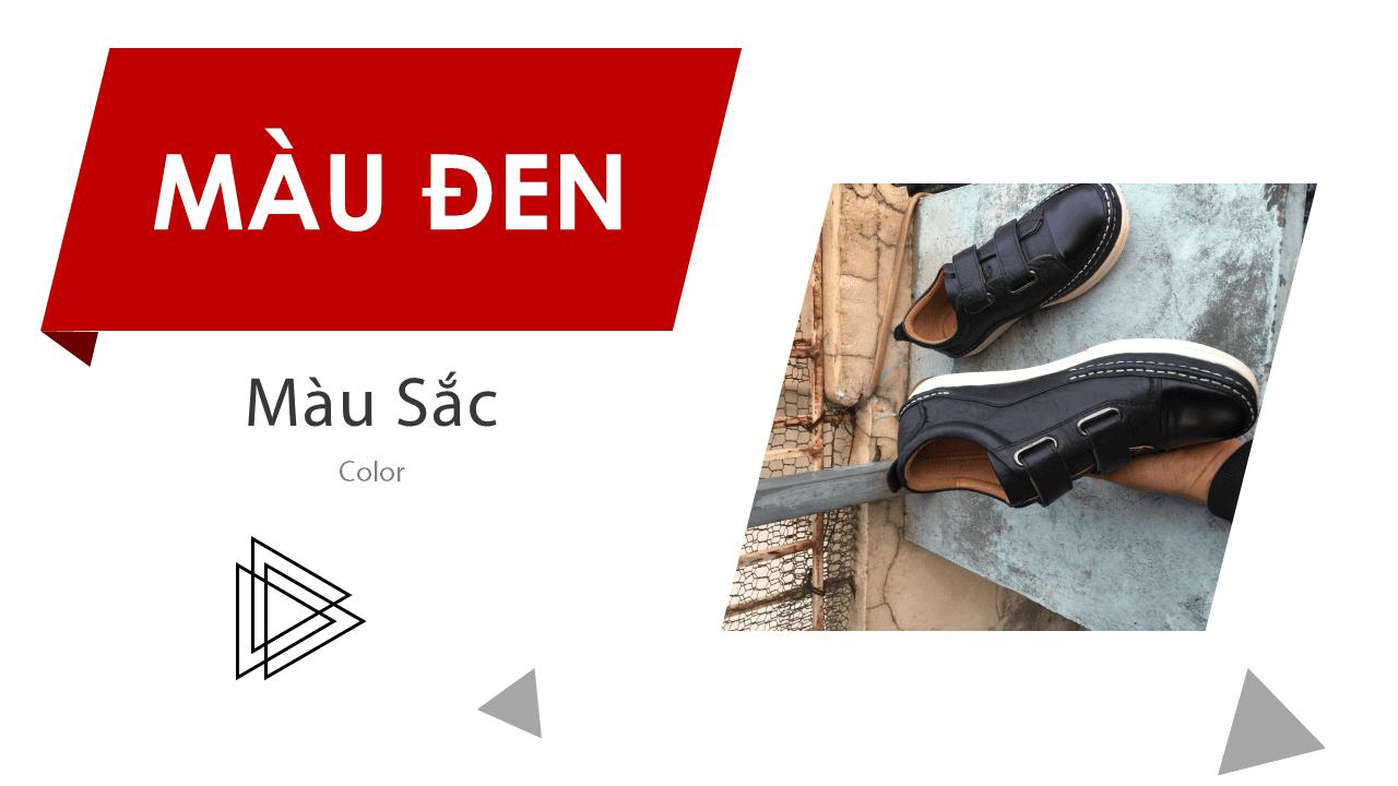 Giày nam lười tiện nghi sang trọng GL82895V16