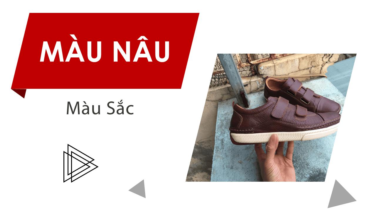 Giày nam lười tiện nghi sang trọng GL82895V17