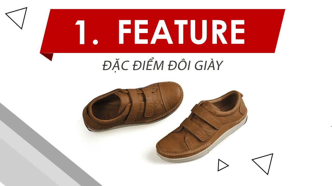 Giày nam lười tiện nghi sang trọng GL82895V4