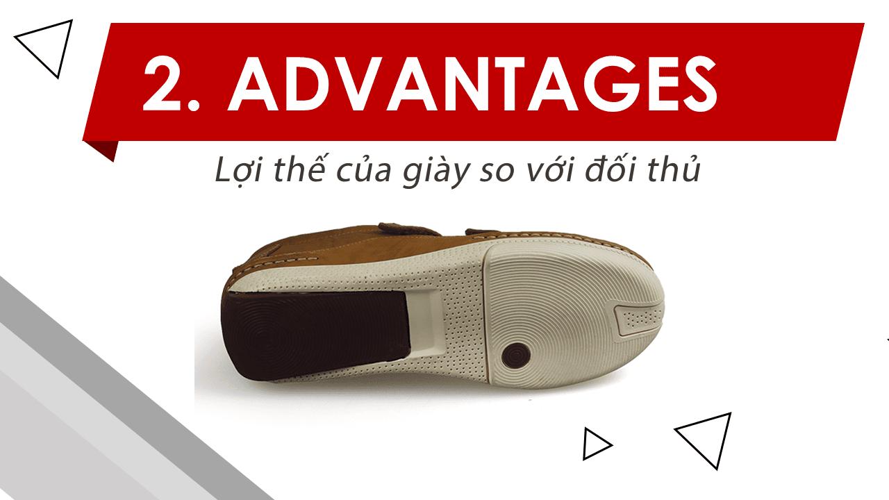 Giày nam lười tiện nghi sang trọng GL82895V9