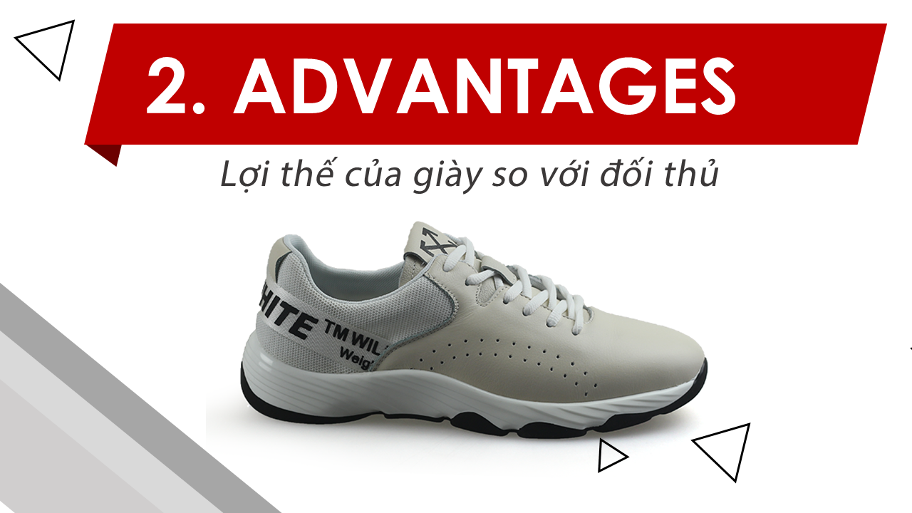 Giày thể thao năng động 2018 màu trắng xám hàng nhập khẩu8