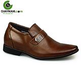 Giày lười Nhập khẩu tăng chiều cao 6cm Mã GC2762N