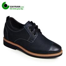 Giày cao nam 8cm bí mật (Mã: GOG71482D)