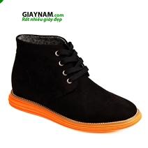 Giày cao cổ tăng chiều cao 7cm (Mã:GOGW1605D)