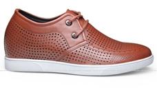 Giày mọi tăng chiều cao cho nam thêm 6cm mới nhất mã GCD415182N