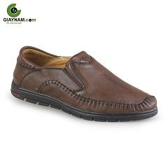 Giày nam đẹp cao cấp, giày lười nam đế siêu mềm, Mã GL1779N