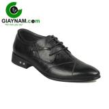 Giày buộc dây công sở cao cấp màu đen với mã BD5292D