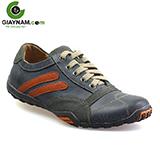 Giày nam buộc dây phong cách bụi bặm, Màu xanh cam Mã 28BD8961XC