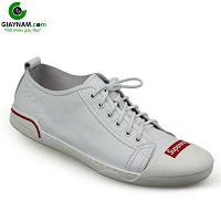 Giày buộc dây thể thao suppreme thời trang viền đỏ 2018; Mã số BD3298T