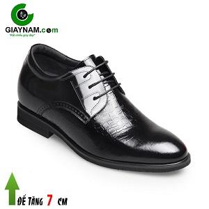 Giày cao nam nhập khẩu hongkong sang trọng ms GC474010B