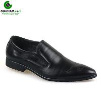 Giày công sở màu đen dành riêng cho các doanh nhân thành đạt 2018; Mã số GL1829D1