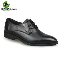 Giày da nam màu đen cao cấp siêu đẹp mã số r327D