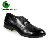 Giày da công sở cao cấp màu den mã BD8081D