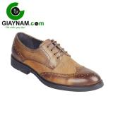 Giày da công sở cao cấp cho nam nam màu nâu mã BD8081N