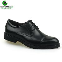 Giày da nam công sở màu đen lịch lãm nhập khẩu 2018; Mã số BD0813D