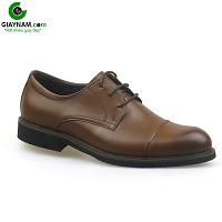 Giày da nam công sở màu vàng lịch lãm nhập khẩu 2018; Mã số BD0813V