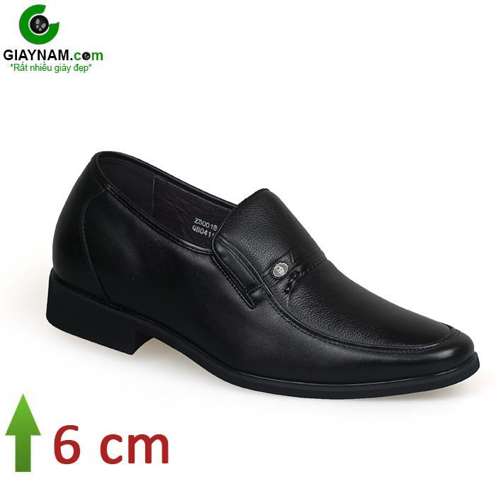 Giày đế cao nam nhập khẩu; MS GC00185D