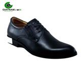 Giày đen công sở dáng mọi mới nhất mã BD657154D