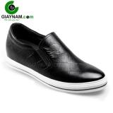 Giày cao  nam nhập khẩu mã GCL4782D, Tăng thêm 6 Cm