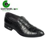 Giày lười công sở cao cấp màu đen mang mã số GL5291D
