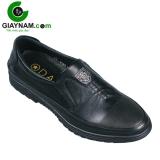Giày lười nam cao cấp ODAY 2017 màu đen, mã GL9580D