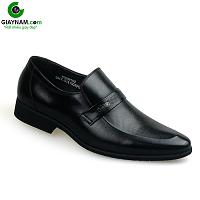 Giày lười màu đen thương hiệu sdrolun thượng hạng 2018; Mã số GL1004015D