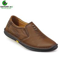 Giày lười nam nhập khẩu chính hãng kiểu dáng mũi tên 2018; Mã số GL5892V