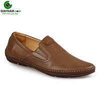 Giày lười thời trang nam phong cách mũi tên cổ điển 2018; Mã số GL223N