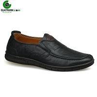 Giày mọi da nam hoa văn zic zac sản xuất năm 2018; Mã số GL8305D