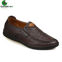 Giày mọi đẹp màu nâu thương hiệu Royal Cobbler 2018; Mã số GL8305N