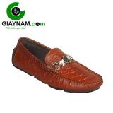 Giày mọi mùa hè cho nam màu cam với mã GM2048C