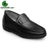 Giày mọi tăng chiều cao nhập khẩu GOG màu đen với mã GCLW2701D