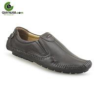 Giày nam cổ điển màu nâu phong trần; Mã số 3703N
