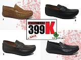 Giày lười lỗ GL062 - GL3399 - GL0699 đồng giá 399K