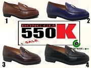 Giày lười thời trang GL0091 đồng giá 550K