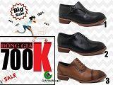 Giày công sở BD3351 - BD3368 - GL3340 đồng giá 700K