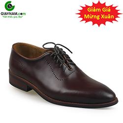 Giày tây nam Oxford Cap Toe HP004N - Giảm Giá từ 18/2 - 28/2