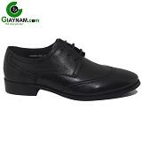 Giày tây nam màu đen thanh lịch mã BD006202D