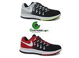 Giày nam thể thao màu đỏ - xám mã BD1011DOD - BD1012DX