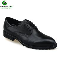 Giày thời trang nam đề viền răng cưa màu đen mới 2018; Mã số GCS31Y08-8-576D