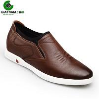 Giày lười thời trang tăng chiều cao 6cm 2018; Mã số GL91837n
